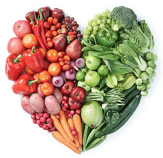 Ein Herz für Lebensmittel