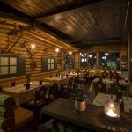 Restaurant Mooswirt Ehrwald Tische