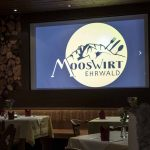 Restaurant Mooswirt Ehrwald Bildschirm