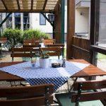 Restaurant Mooswirt Ehrwald Terrasse 2