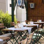 Restaurant Mooswirt Ehrwald Terrasse